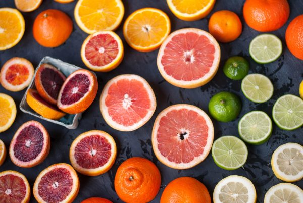 citrus fruit, oranges, limes